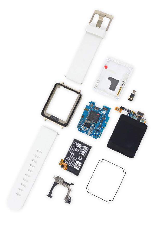 Какие услуги по ремонту Apple Watch мы выполняем?
