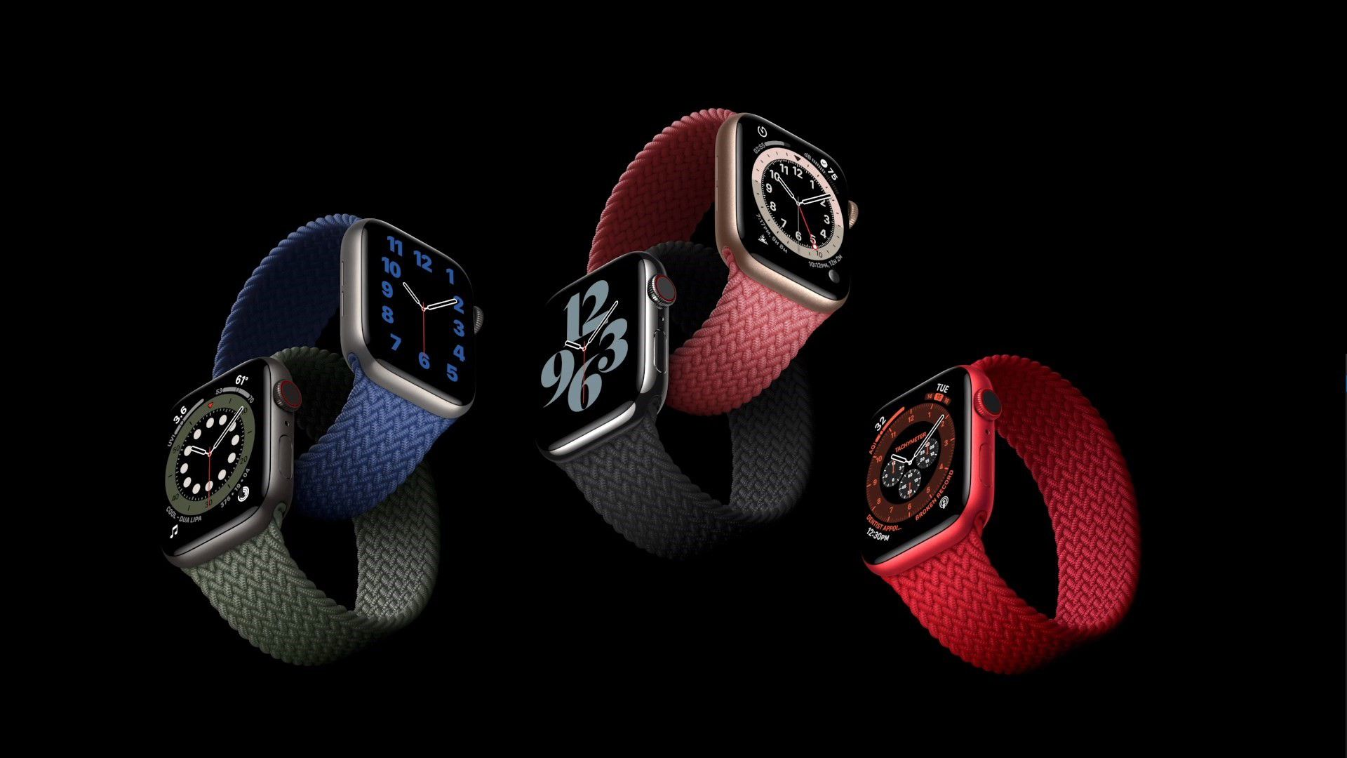 Ремонт Apple Watch Series 6