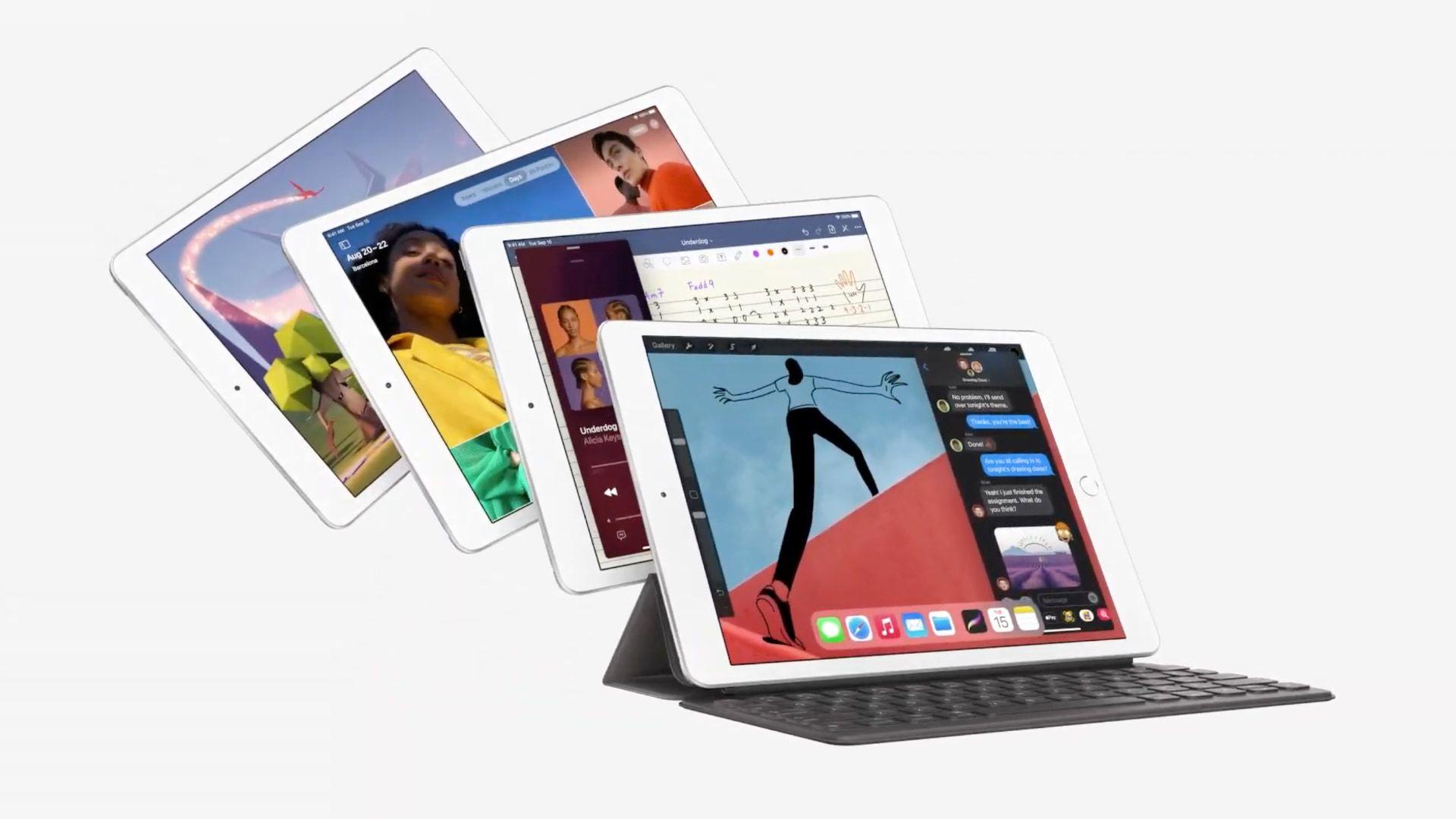 """Ремонт iPad 8 10.2"""""""
