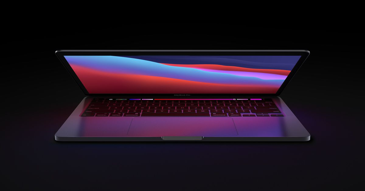 Ремонт MacBook Pro A2338